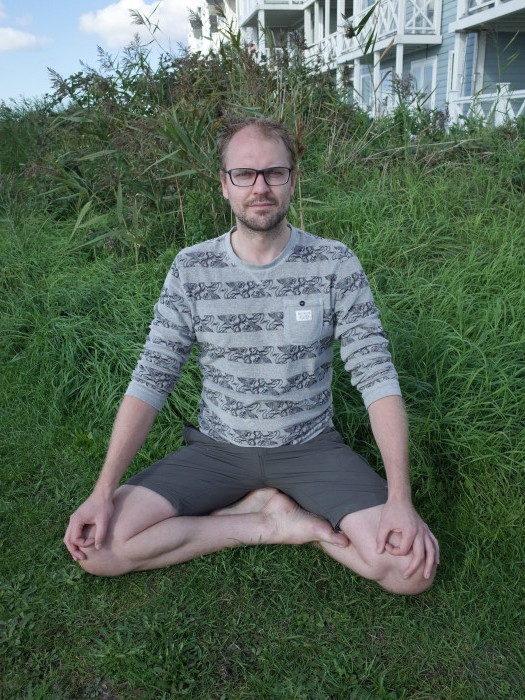 Rene Tobe Yogadocent Hillegersberg-Schiebroek